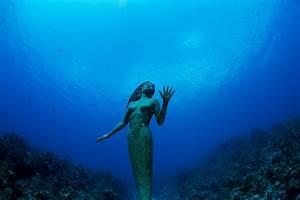 10 estatuas bajo el agua más misteriosas del mundo