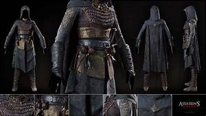 Assassin's Creed Movie: Close Up With Maria's Assassin ...