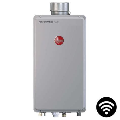 Rheem Performance Plus 95 Gpm Natural Gas Mid Efficiency