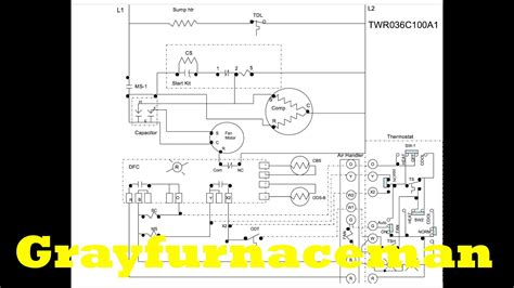 Heat Ac Wiring Diagram by Tempstar Parts Diagram Wiring Wiring Diagram Images