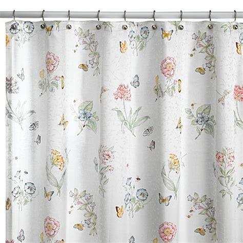 butterfly shower curtain lenox 174 butterfly meadow 174 72 inch x 72 inch fabric shower