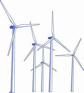 Free to Use & Public Domain Wind Turbine Clip Art