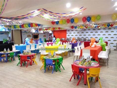 Kiddie Party Venue: Playland Party Place at Fisher Mall