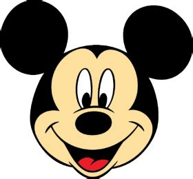 Mickey Mouse Head PNG Image - PurePNG | Free transparent ...