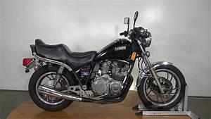 1983 Yamaha Maxim 750
