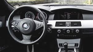 0407 Bmw E60 5 Series Fiber Optic Lci Led Tail Lights Parts