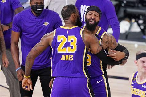 NBA Finals schedule 2020: Los Angeles Lakers, Miami Heat ...