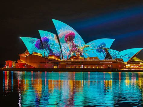 vivid sydney light ideas