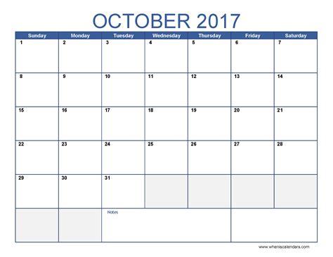 free printable calendar 2017 printable calendar templates october 2017 calendar template calendar printable free free