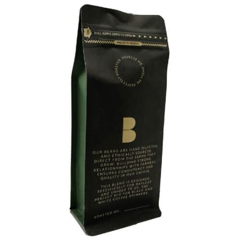 Make stale coffee a thing of the past for the benefit of your coffee fans and aficionados. China OEM Supply Italian Coffee Packing Bags - Biodegradable custom printed side gusset coffee ...