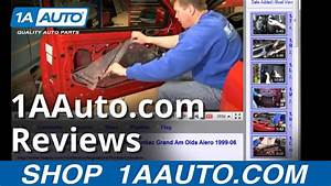 Auto Repair How To - Fix Your Car With Videos And Parts From 1aauto Com