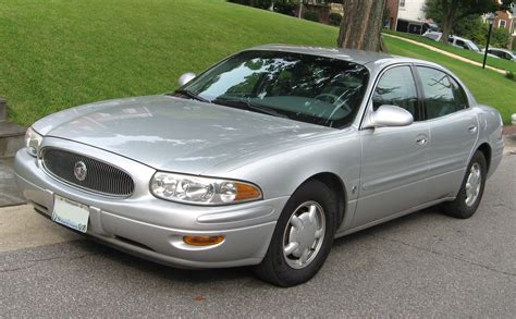 Buick 2000 Lesabre by 2000 Buick Lesabre Information And Photos Momentcar