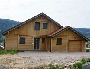 Ossature Bois Maison : solidit maison ossature bois boismaison ~ Melissatoandfro.com Idées de Décoration