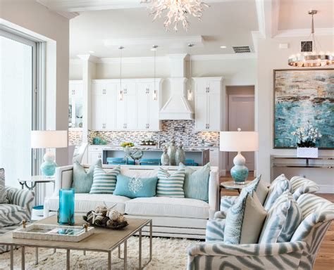 Florida Home Interiors by Florida House With Turquoise Interiors Home Bunch