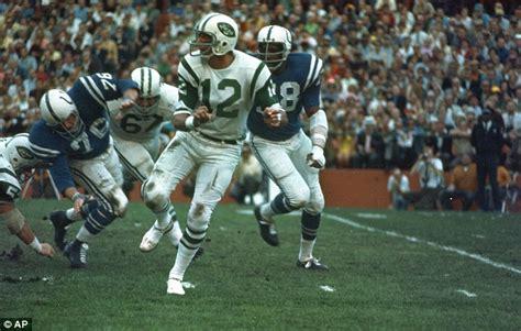 Super Bowl legend Joe Namath 'wouldn't want his kids ...