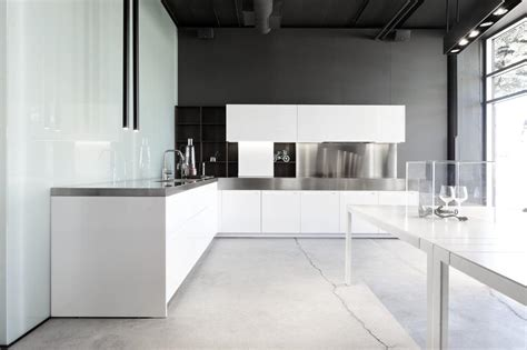 boffi cuisines aeccafe archshowcase boffi studio montreal in canada by