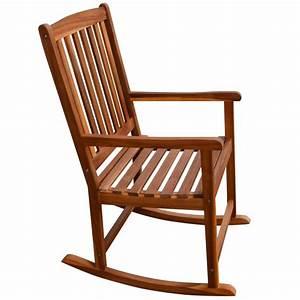 Chaise à Bascule Pas Cher : acheter vidaxl chaise bascule pour jardin en acacia massif pas cher ~ Teatrodelosmanantiales.com Idées de Décoration