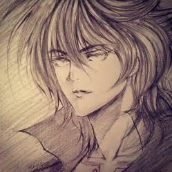 Realistic Anime Boy Drawings