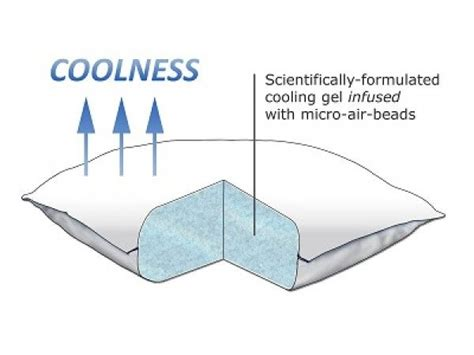 pillow that stays cold best 25 pillow that stays cool ideas on stay