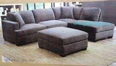 comfy sectional couch  costco basement redo comfy