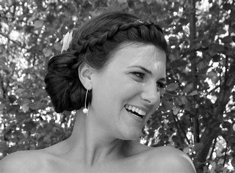hair styles amanda wolf a certain bridesmaid s wedding do 1809