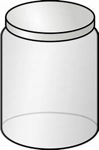 Glass Jar Clip Art at Clker.com - vector clip art online ...