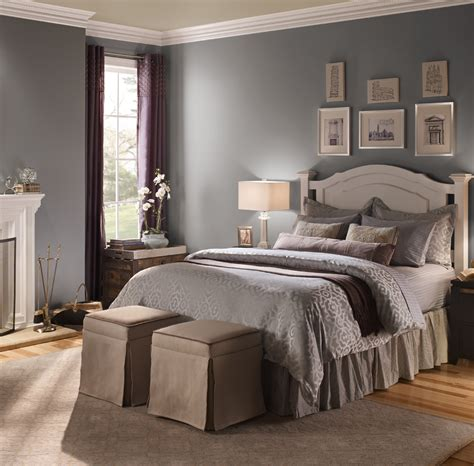 casual bedroom ideas  inspirational paint colors behr