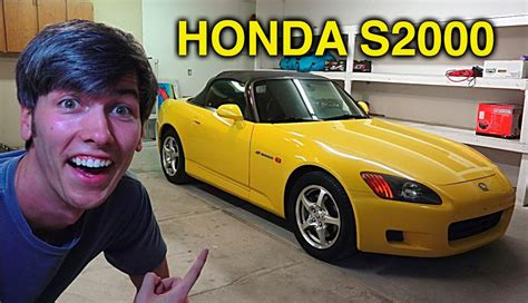 Project Cars Garage by Engineering Explained Adds Honda S2000 Project Car To