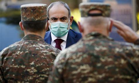 Armēnijas premjers lūdz Putinu sākt konsultācijas par ...