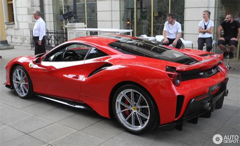 488 Pista Modification by 488 Pista 21 July 2018 Autogespot