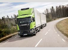 VW Integrates MAN And Scania Into NewlyFormed Truck & Bus