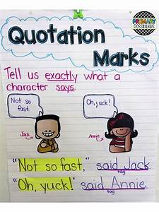 Primary Possibi... Quotation Marks Quotes