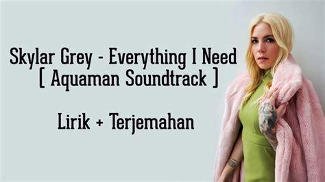 skylar grey    aquaman soundtrack