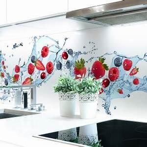 Küchenrückwand Hart Pvc : k chenr ckwand berry splash premium hart pvc 0 4 mm selbstklebend direkt auf die fliesen ~ Orissabook.com Haus und Dekorationen