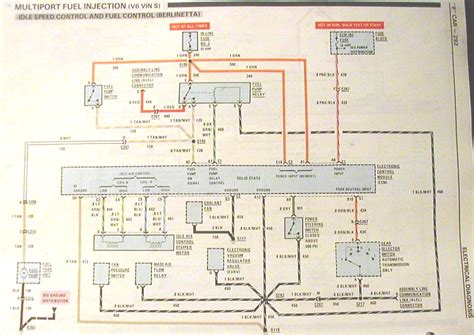 1986 Camaro Fuel Wiring Harnes Diagram by Relay Help On 85 Camaro 2 8 Third Generation F