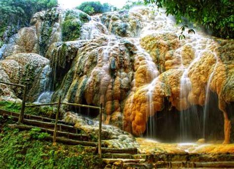 keindahan alam wisata baturaden  eksotis tempat