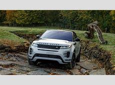 2020 Range Rover Evoque Shows Its Velar Traits On Video
