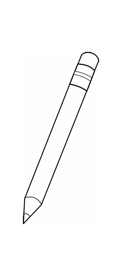 Crayon Pencil Clipart Mine Clip قلم I2clipart