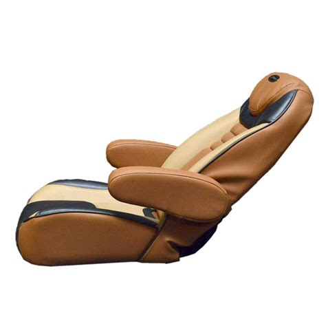 Captains Chair For Lund Boat by Lund 2124250 Terra Cotta Beige Reclining Boat Captains