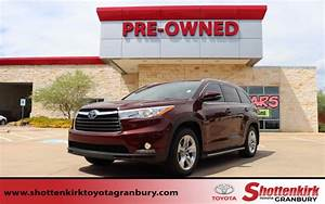 2016 Toyota Highlander Limited Owners Manual