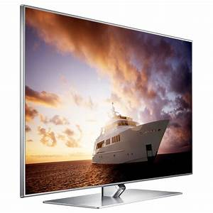 Tv Samsung 55 Pouces : smart tv samsung s rie 7 3d led full hd 55 pouces iris ~ Melissatoandfro.com Idées de Décoration