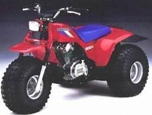 1985 Honda Atc 110 Workshop Manual