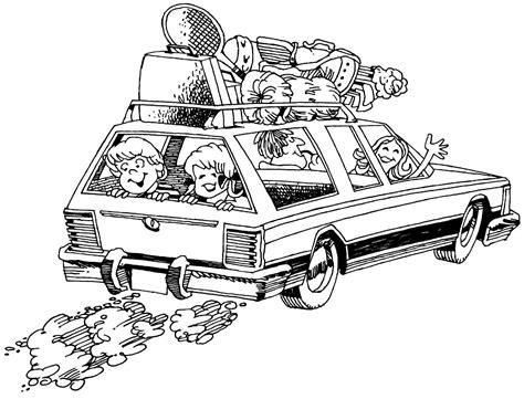 Viaje De Carro Com Segurança Nas Férias