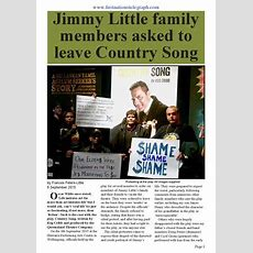 Jimmy Little Family Members Asked To Leave Country Song By Stephen Hagan Issuu
