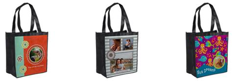 customizable reusable shopping bags only 99 cents confessionsofacouponholic