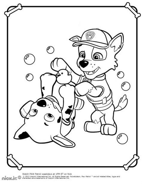 pat patrouille 7 dessins anim 233 s coloriages 224 imprimer