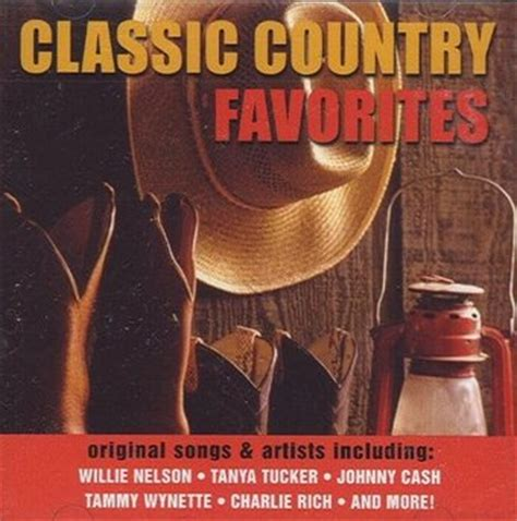 Classic Country Favorites Cd (2005)  Sony Oldiescom