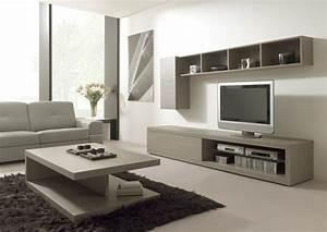 Meuble Tv De Salon Mobilier Design Dcoration D39intrieur