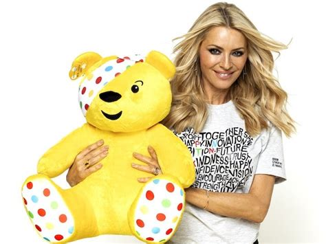 Tess Daly steps down from Children In Need after 11 years ...
