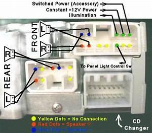 2000 Mazda Protege Radio Wiring Diagram
